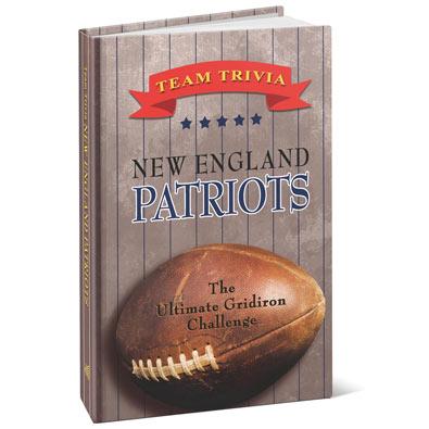 Team Trivia Books - Patriots