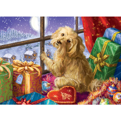 Lovable Gift 300 Large Piece Jigsaw Puzzle