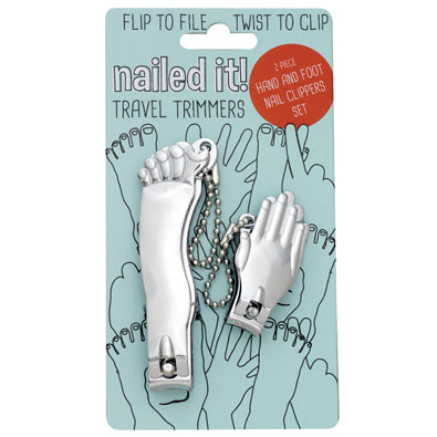 Hand and Foot Nail Clippers Set