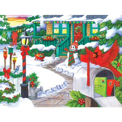 You Have Mail 300 Large Piece Jigsaw Puzzle