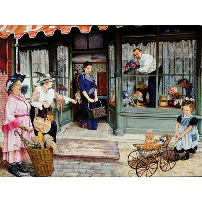 Snatched Away 300 Large Piece Jigsaw Puzzle