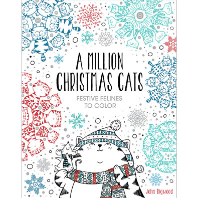 A Million Christmas Cats Book