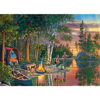 Catching Memories 1000 Piece Jigsaw Puzzle