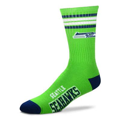 Seahawks NFL Team Socks