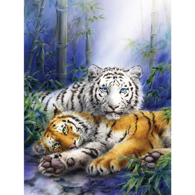 Always Together 300 Large Piece Jigsaw Puzzle