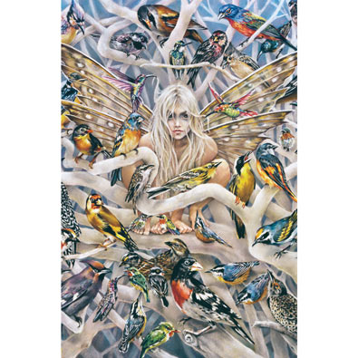 Call of the Wild 750 Piece Fairy Jigsaw Puzzle