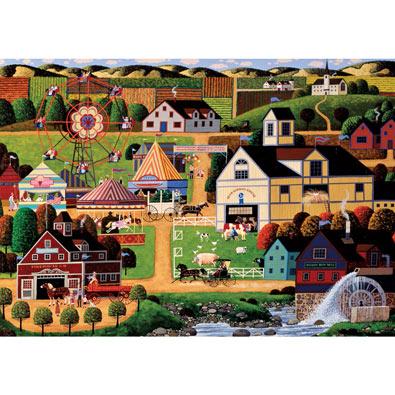 Chester County Fair 1000 Piece Jigsaw Puzzle