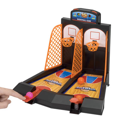 Doubles Tabletop Basketball Game