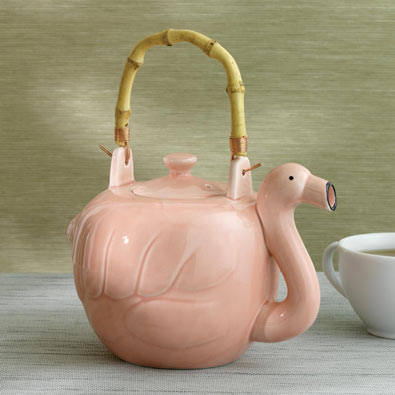 Flamingo Tea Pot