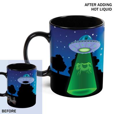 UFO Heat Changing Mug