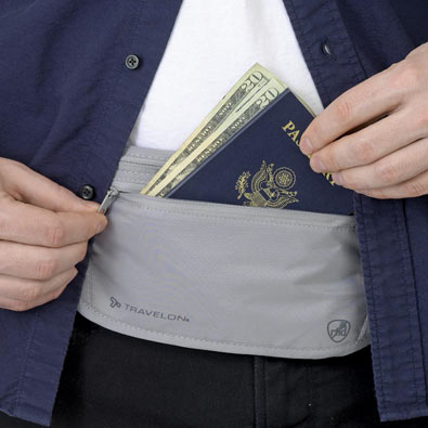 Safe ID Travel Pouch