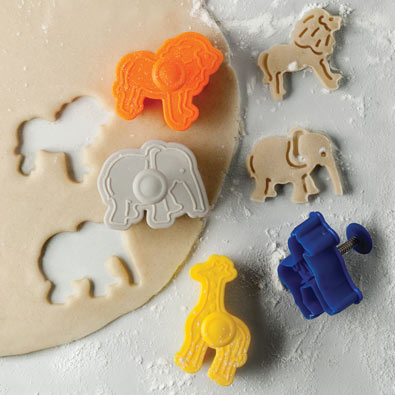 Animal Cracker Set