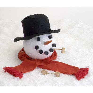Snowman in a Box Kit