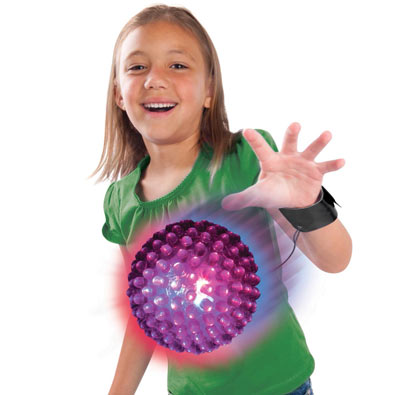 Light-Up Rebound Ball
