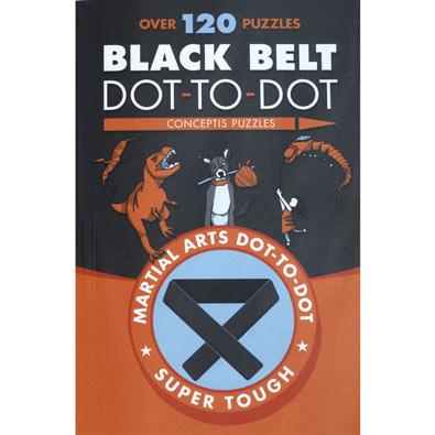 Karate Dot-to-Dot Books - Black Belt