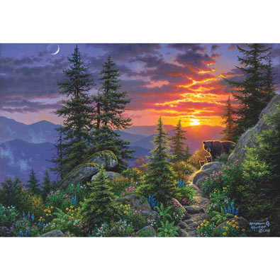 From the Ashes 500 Piece Jigsaw Puzzle