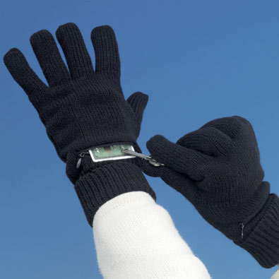 Secret Pocket Gloves