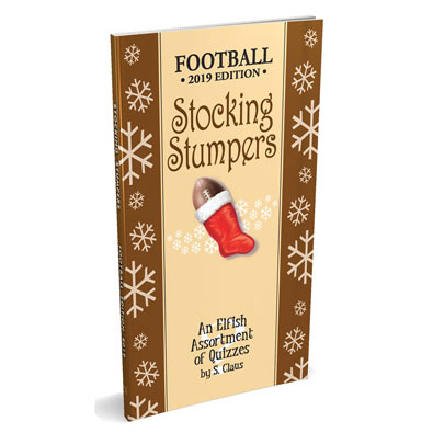 Stocking Stumpers- Football