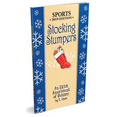 Stocking Stumpers- Baseball