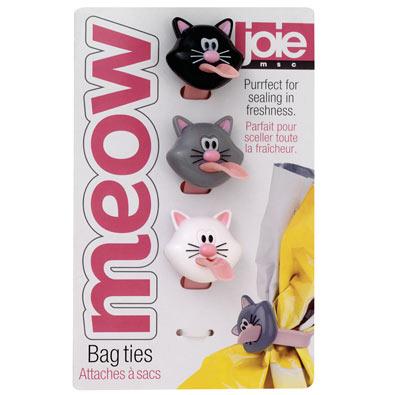 Cat Bag Ties