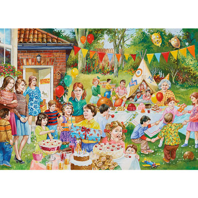 Jelly & Ice Cream 1000 Piece Jigsaw Puzzle
