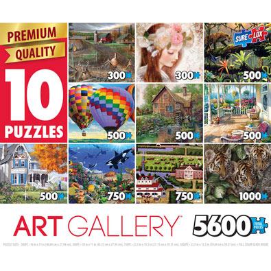Art Gallery 10-in-1 Multi Pack Set