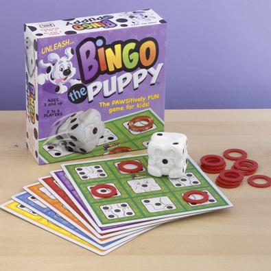 Bingo the Puppy Game