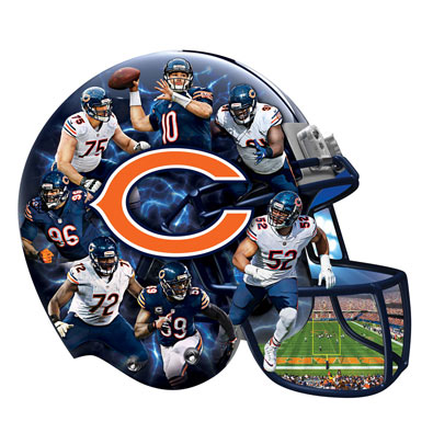 Bears 500 Piece Shaped Jigsaw Puzzle