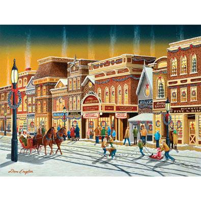 Hometown Weekend 1000 Piece Jigsaw Puzzle
