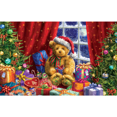 A Special Gift 550 Piece Jigsaw Puzzle