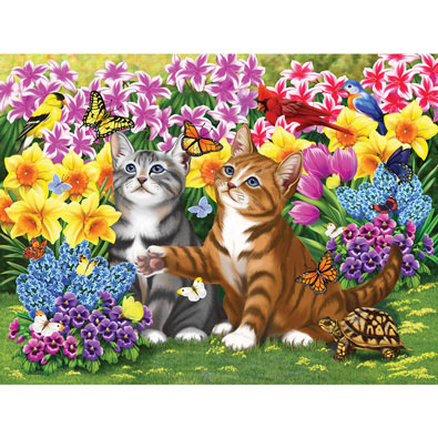 Come and Play 300 Large Piece Jigsaw Puzzle