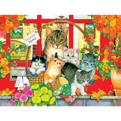 Forever Home 500 Piece Jigsaw Puzzle