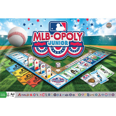 Sports MLB-opoly Junior Games