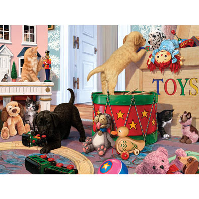 Playtime 550 Piece Jigsaw Puzzle
