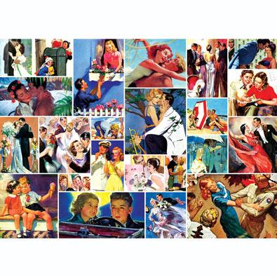 Romance 1000 Piece Jigsaw Puzzle