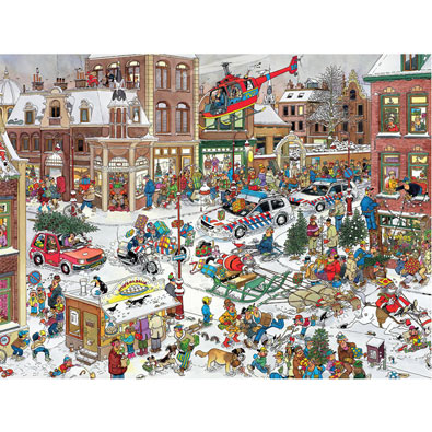 Christmas 1000 Piece Jigsaw Puzzle