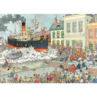 St. Nicholas Parade 1000 Piece Jigsaw Puzzle