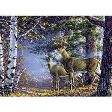 Cold Snap 1000 Piece Jigsaw Puzzle