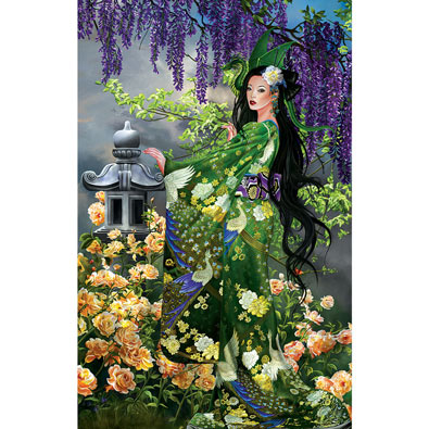 Queen of Jade 1000 Piece Jigsaw Puzzle