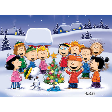 Oh Christmas Tree 100 Large Piece Jigsaw Puzzle