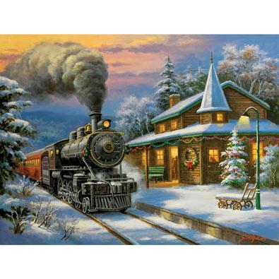 Holiday Ltd 500 Piece Jigsaw Puzzle