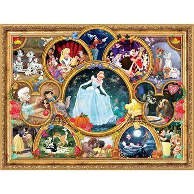 Disney® Classics Collage 1500 Piece Giant Jigsaw Puzzle
