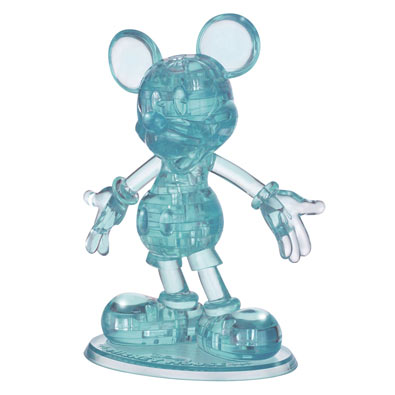Mickey Mouse Disney® 3D Crystal Puzzle