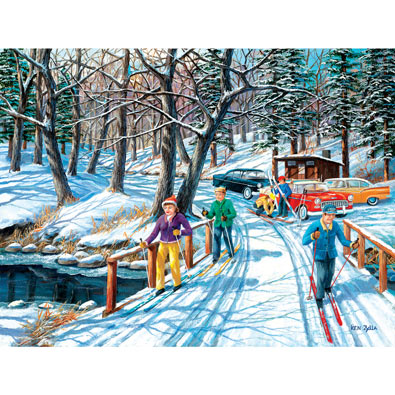 Trailhead 500 Piece Jigsaw Puzzle