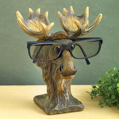Moose Eyeglass Holder
