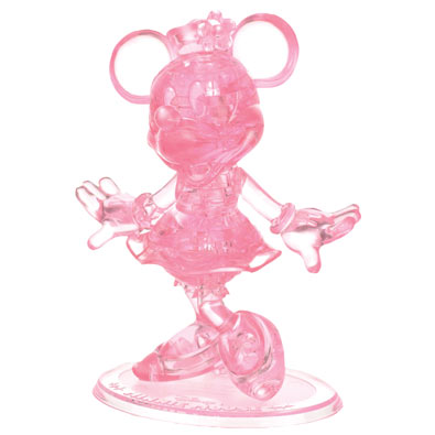 Minnie Mouse Disney® 3D Crystal Puzzle