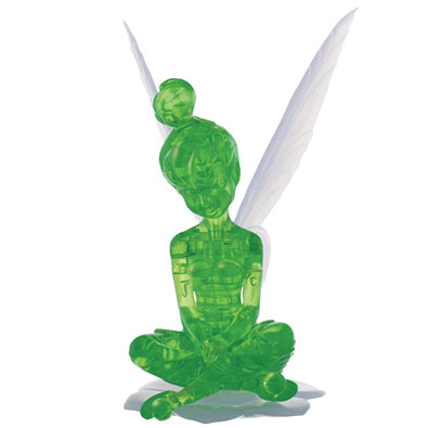 Tinkerbell Disney® 3D Crystal Puzzle