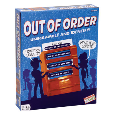 Out of Order