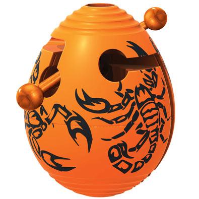 Smart Egg Labyrinth Scorpion Puzzle