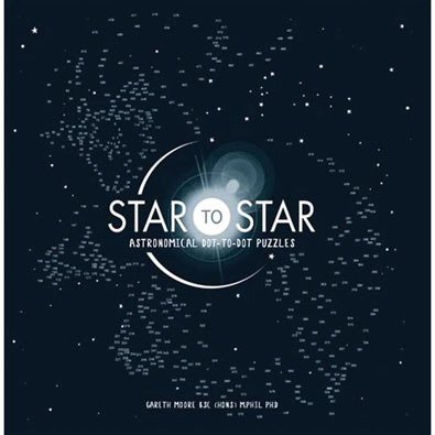Star to Star Dot to Dot Book